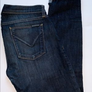 Sexy Hudson jeans. Skinny jeans with stretch.